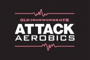 AttackAerobicsOnBlackShirt