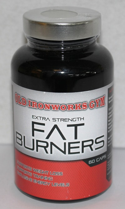 extra strength fat burners 60 caps old ironworks gym maldon essex
