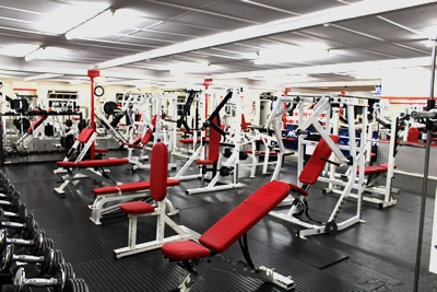 old ironworks gym maldon essex bodybuilding free weights